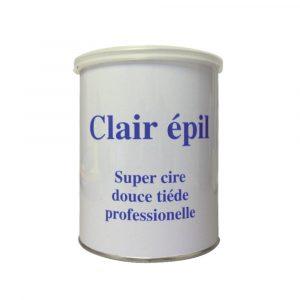 CIRE - POT - JETABLE - AVEC - BANDE - LPLCE1 - CLAIR - EPIL - VERTE - GROSSISTE - ESTHETIQUE - LYSOR - LIANE
