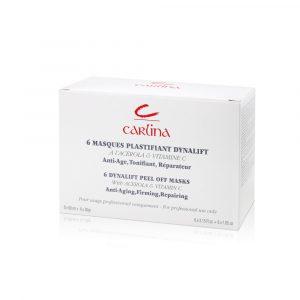 CARLINA - MASQUES - VISAGE - 325550 - MASQUE - PLASTIFIANT - DYNALIFT - ANTI - AGE - GROSSISTE - ESTHETQUE - LYSOR - LIANE