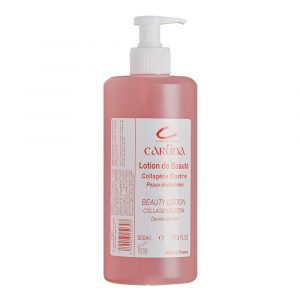 CARLINA - PA325030 - LOTION - DE - BEAUTE - COLLAGENE - PEAUX - DEVITALISEES - GROSSISTE - ESTHETIQUE - LYSOR - LIANE