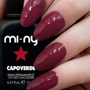 MANUCURE - MI-NY - NMCAPOVERDE - semipermanente - rosso - carminio - capoverde - VERNIS - SEMI - PERMANENT - GROSSISTE - ESTHETIQUE - LYSOR - LIANE