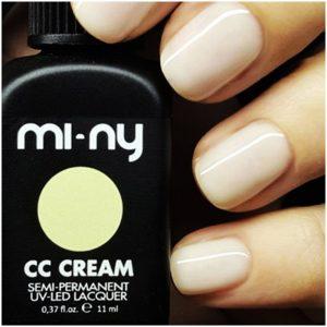 MANUCURE - MI-NY -NMCCCREAMN2 - cc - cream - 2 - VERNIS - SEMI - PERMANENT - GROSSISTE - ESTHETIQUE - LYSOR - LIANE