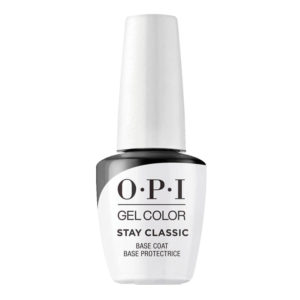 OPI - GC001 -gel - color - soak - off - gel - polish - stay - classic - basecoat- GROSSISTES - ESTHETIQUE - LYSOR - LIANE